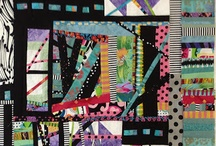 String/Strip/Scrap Bucket Quilts / Quilts to make from my ever increasing scrap stash