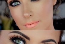 Eyes makeup 2 / Glamorous eyes makeup