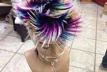 Allenamenti Hairworld 2014 Francoforte / Allenamenti concorsi