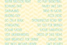 Bucket list / by Nicole Travers