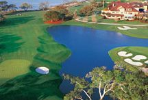 Golf Destinations / by journeyPod Travel Guide