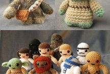 Amigurumis for heroes