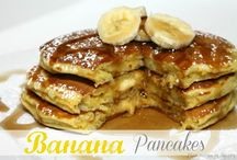 Breakfast Recipes / Breakfast recipes and all sorts of food you would serve first thing in the morning!