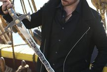 ` captain hook \\ killian jones .