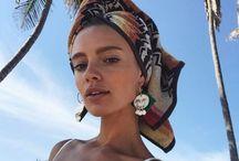 Summer Headscarves