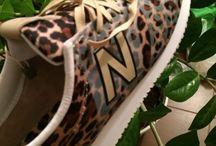 NewBalance Leopard / TokyoDesign 420
