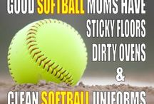 Softball Mom Galore / by Farrah Shipley
