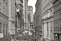 Stock Market 1900s