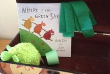 Where is the Green Sheep? / Great activities for your Family Day Care