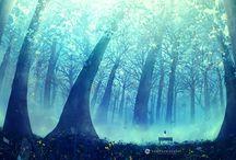 Anime Landscapes