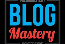 Blog Mastery / Pins about our Blog Mastery Conference