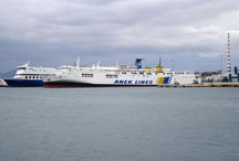 Greek (coastal) ferries / Ferries that serve greek islands
