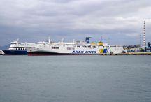 Greek (coastal) ferries / Ferries that serve greek islands