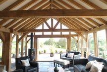 Garden Rooms / Prime Oak design and manufacture outstanding Oak Garden Rooms