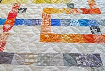 Machine Quilting / by Sherri McConnell: A Quilting Life Blog
