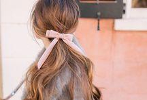 Hair Accessories . . .