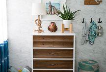 Nursery Ideas / by Kimberly Anderson-Stoddard