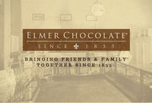 A little piece of heaven.. / Bringing you all of the fun little nuggets and interesting pieces about Elmer Chocolate since 1855.  Why stop here? Visit our Chocolate Factory to learn more! http://elmerchocolate.com/about