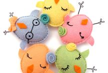 Craft / Felt chicks