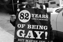 Gay Rights Activism