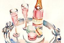 Inspiration for Champagne Ladies