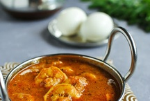 Recipes: South Indian