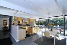 Eichler Kitchen / Kitchens in Eichler style houses!