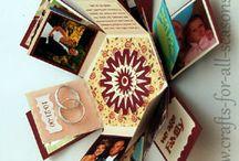 cajas explosiva de fotos