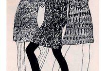 Illu fashion 1960