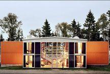 architecture / images de maisons