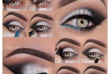Makeup ideas / by Maria M