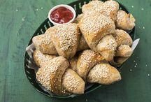 Brød - rundstykker