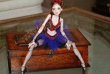 Куклы и 3d