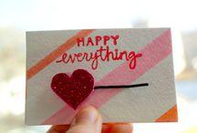 Celebrations - Valentine's