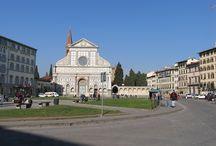 Santa Maria Novella - Florence, Italy - MuseumPlanet.com / by Museum Planet