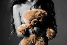 Moodboard - teddybear