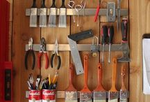 Garage Organization / by Anette Gomez
