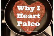 PALEO / by Lisa McCarthy