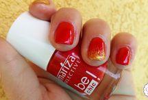 Paznokcie / Nails / Paznokcie, które wykonała Ania z www.swiat-recenzji.pl