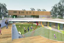 Pestszentimre - Nursery School designed by 4D Architects