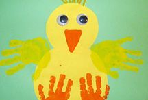 Spring & Summer crafts for kids / by Jessica Russell