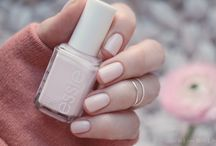Nagel rosa