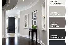 Wall Paint Color Combination