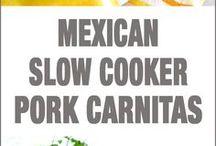 Latin and Spanish Food