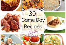 Game food / Food