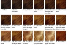 Hair / Hair colour sand styles