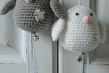 Crochet - Door hangings