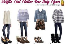 clothes and body