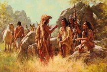 Cultura Indígena - Native People / Imagens de diversas nações indígenas.