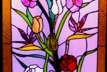 Stained Glass / by Delia Weiss